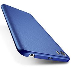 Coque Plastique Rigide Mat Serge pour Xiaomi Mi 5 Bleu