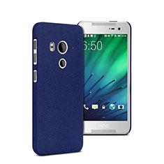 Coque Plastique Rigide Sables Mouvants pour HTC Butterfly 3 Bleu