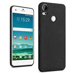 Coque Plastique Rigide Sables Mouvants pour HTC Desire 10 Pro Noir