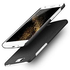 Coque Plastique Rigide Sables Mouvants pour Huawei Ascend G7 Noir