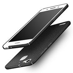 Coque Plastique Rigide Sables Mouvants pour Huawei Enjoy 5S Noir