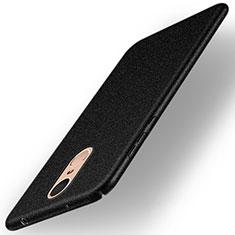 Coque Plastique Rigide Sables Mouvants pour Huawei Enjoy 6 Noir