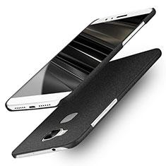 Coque Plastique Rigide Sables Mouvants pour Huawei G7 Plus Noir