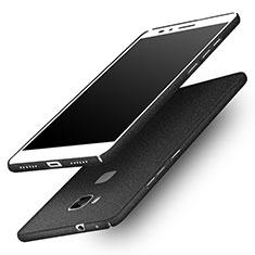 Coque Plastique Rigide Sables Mouvants pour Huawei Honor 5X Noir