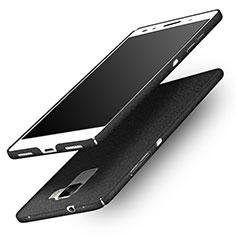 Coque Plastique Rigide Sables Mouvants pour Huawei Honor 7 Noir