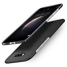 Coque Plastique Rigide Sables Mouvants pour Huawei Honor Magic Noir
