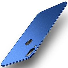 Coque Plastique Rigide Sables Mouvants pour Huawei Honor Play Bleu
