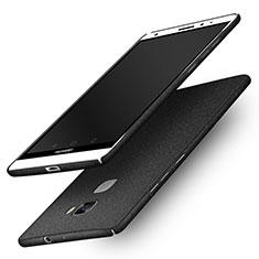 Coque Plastique Rigide Sables Mouvants pour Huawei Mate S Noir