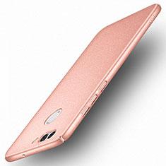 Coque Plastique Rigide Sables Mouvants pour Huawei Nova 2 Or Rose