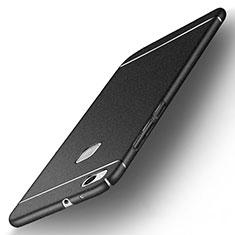 Coque Plastique Rigide Sables Mouvants pour Huawei P10 Lite Noir