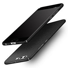 Coque Plastique Rigide Sables Mouvants pour Huawei P10 Plus Noir
