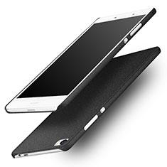 Coque Plastique Rigide Sables Mouvants pour Huawei P8 Max Noir