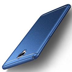 Coque Plastique Rigide Sables Mouvants pour OnePlus 3 Bleu