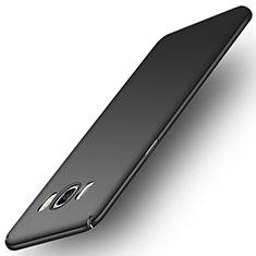 Coque Plastique Rigide Sables Mouvants pour Samsung Galaxy J7 (2016) J710F J710FN Noir