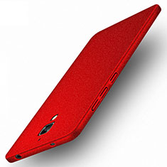 Coque Plastique Rigide Sables Mouvants pour Xiaomi Mi 4 Rouge