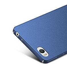 Coque Plastique Rigide Sables Mouvants pour Xiaomi Mi 4C Bleu