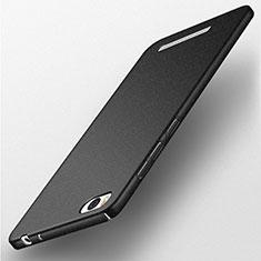 Coque Plastique Rigide Sables Mouvants pour Xiaomi Mi 4C Noir
