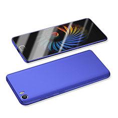 Coque Plastique Rigide Sables Mouvants pour Xiaomi Mi 5 Bleu