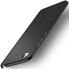 Coque Plastique Rigide Sables Mouvants pour Xiaomi Mi 5S 4G Noir