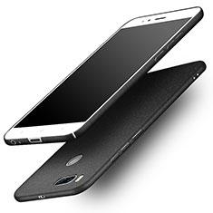 Coque Plastique Rigide Sables Mouvants pour Xiaomi Mi 5X Noir