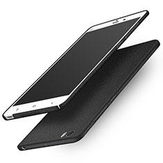 Coque Plastique Rigide Sables Mouvants pour Xiaomi Mi Note Noir
