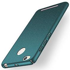 Coque Plastique Rigide Sables Mouvants pour Xiaomi Redmi 3 High Edition Vert