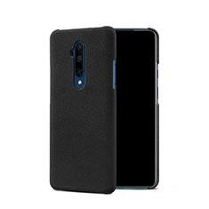 Coque Plastique Rigide Sables Mouvants Q01 pour OnePlus 7T Pro Noir