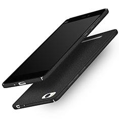 Coque Plastique Rigide Sables Mouvants Q01 pour Xiaomi Mi 4C Noir
