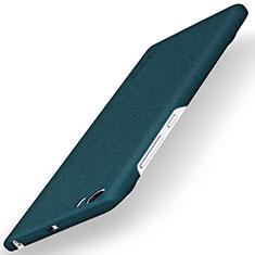 Coque Plastique Rigide Sables Mouvants Q01 pour Xiaomi Mi 5 Vert