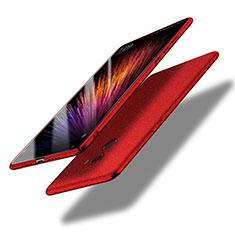 Coque Plastique Rigide Sables Mouvants Q01 pour Xiaomi Mi Mix 2 Rouge
