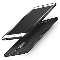 Coque Plastique Rigide Sables Mouvants Q01 pour Xiaomi Redmi Note 3 MediaTek Noir