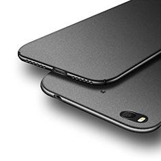 Coque Plastique Rigide Sables Mouvants Q02 pour Xiaomi Mi 5S 4G Noir