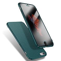 Coque Plastique Rigide Sables Mouvants Q03 pour Apple iPhone 6 Vert