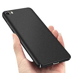 Coque Plastique Rigide Sables Mouvants Q03 pour Xiaomi Mi 5 Noir