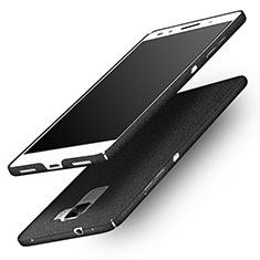 Coque Plastique Rigide Sables Mouvants R01 pour Huawei Honor 7 Dual SIM Noir
