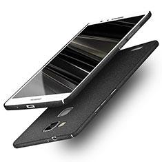 Coque Plastique Rigide Sables Mouvants R01 pour Huawei Mate 7 Noir