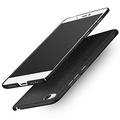 Coque Plastique Rigide Sables Mouvants R01 pour Xiaomi Mi 5S 4G Noir