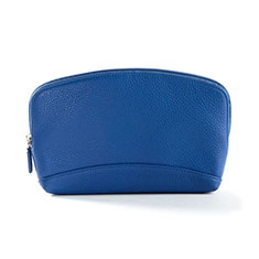 Coque Pochette Cuir Universel K14 Bleu