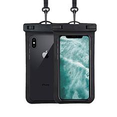 Coque Pochette Etanche Waterproof Universel W07 pour Apple iPhone 11 Pro Noir