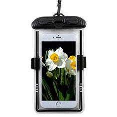 Coque Pochette Etanche Waterproof Universel W11 pour Nokia 7.1 Plus Noir
