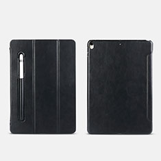 Coque Portefeuille Livre avec Pencil Holder Apple iPad Pro 10.5 Noir