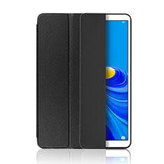 Coque Portefeuille Livre Cuir Etui Clapet L01 pour Huawei MatePad 10.8 Noir