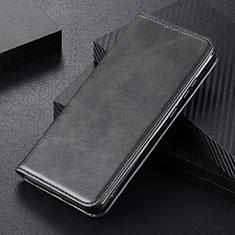 Coque Portefeuille Livre Cuir Etui Clapet L01 pour Huawei P Smart (2020) Noir