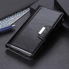 Coque Portefeuille Livre Cuir Etui Clapet L01 pour Nokia 5.3 Noir