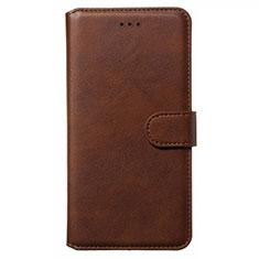 Coque Portefeuille Livre Cuir Etui Clapet L01 pour Nokia 6.2 Marron