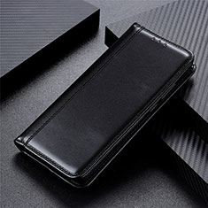 Coque Portefeuille Livre Cuir Etui Clapet L01 pour OnePlus Nord Noir
