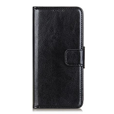 Coque Portefeuille Livre Cuir Etui Clapet L01 pour Sony Xperia 5 II Noir