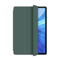 Coque Portefeuille Livre Cuir Etui Clapet L02 pour Huawei Honor Pad V6 10.4 Vert
