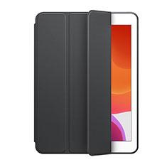 Coque Portefeuille Livre Cuir Etui Clapet L02 pour Huawei MediaPad M6 8.4 Noir