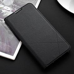 Coque Portefeuille Livre Cuir Etui Clapet L03 pour Huawei P Smart (2019) Noir